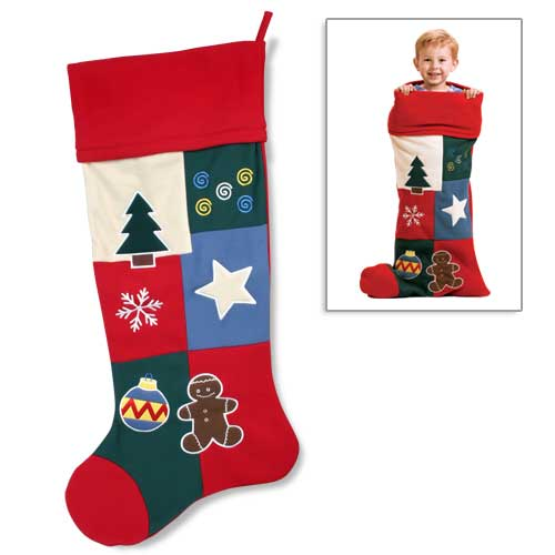 Giant 36-Inch Christmas Stocking