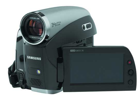 Samsung SC-D382 MiniDV Camcorder - amazon.com