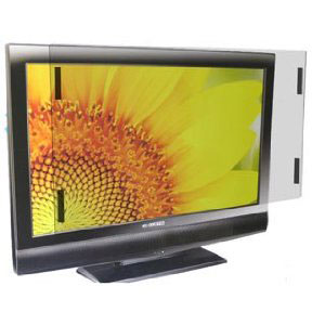 Anti-Glare TV Screen Protector for 32 inch LCD, LED or Plasma TV