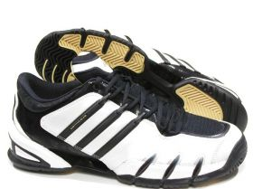 ADIDAS BARRICADE III TENNIS MENS SHOES