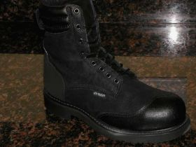 "HY TEST 8"" OXFORD STEEL TOE MENS BOOTS"