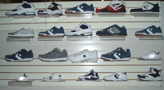 Wholesale Converse  leather Mens, Women and Childrens Shoes