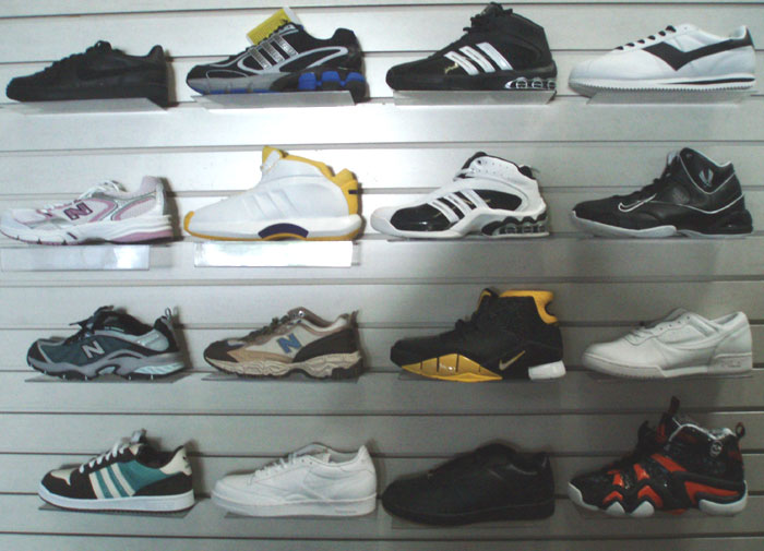 Wholesale Mens Athletic Shoes loose Without Boxes